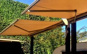 Standard Folding Arm Awnings