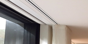 Blindspace® - Recessed Curtain Tracks